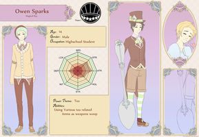 Cytro Project S: Owen Sparks by MissJollyollypop