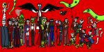 Legacy Of Kain Main Characters by Trelela