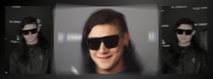 Skrillex Picture Edits by fueledbychemicals