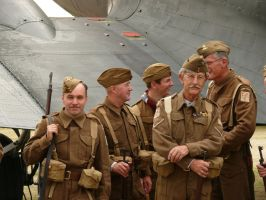 Dad's Army by amipal