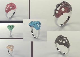 Ring concept by NShuv