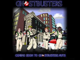 Ghostbusters.nuts Wallpaper 1 by kingpin1055