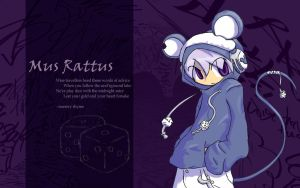 Mus Rattus:midnight mice A by aicube