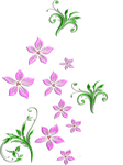 flowers png by Melissa-tm