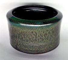 Forest Green Plant Pot, View 2 by metranisome
