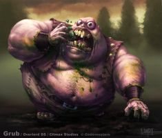 Grub Overlord by PeterLumby