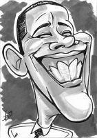 Obama by mainasha