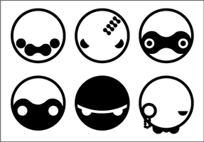 Thieves icons by naysayer