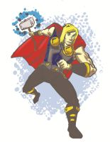 Thor by warnoon