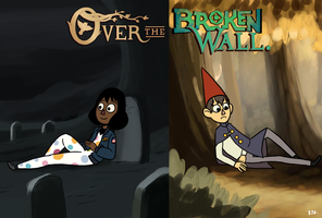 Over the Garden Wall - Broken Age by theEyZmaster