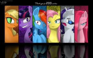 The Crazy 6 by Unnop64