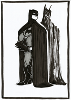 #13, The Dark Knight by slepo1