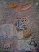 Ice Climber by Twinkie5000