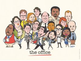 the office by tomhaenni