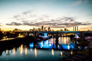 Minneapolis MN by 5isalive