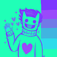 Zacharie!! by BagOfAwsome33
