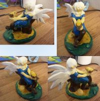 Serene Sculpture - Gift for Amber by Frey-ofthe-Arcane