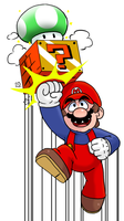 Mario by pocket-arsenal