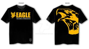 Eagle T-s 002 by dvils