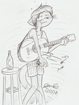 BP15-Drunken Guitar by Mister-Saturn