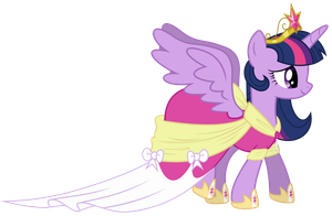 Alicorn Twilight by Proenix