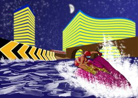 Wave Race by swrutra