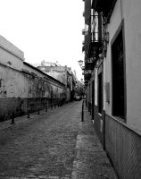 Another street in Seville by surferpete