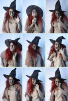 Which Old Witch 5 by Tasastock