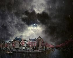 Amsterdam Infrared by binarymind