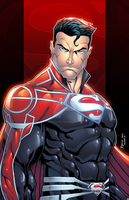 Superman godfall by Kid-Destructo