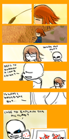 Undertale - Genocide Pacifist Epilogue by mapleck
