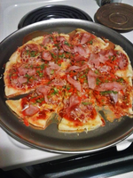 Pizza on Crescent Dough by JesusFreak-4Ever