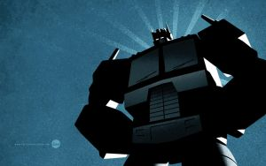 Optimus Prime wallpapers by trevhutch