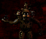 3d Max Nightmare Freddy Release by HectorMKG