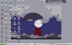 My desktop at the moment... by urwhatufeel