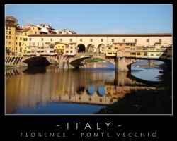 Italy - Florence - Vecchio by dark-spider