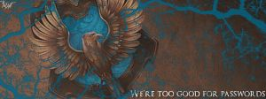 Facebook Cover: Ravenclaw by TheLadyAvatar
