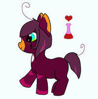 Foal for IceDragonQueen22 by VampyKit