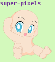Base117:Baby by Super-Pixels