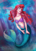 Fathoms Below by Wynta-Illustrations