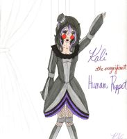 The Magnificent Human Puppet by AlwaysInCharacter