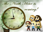 The Ninth Hour Is Coming! by Waffle-the-kitten