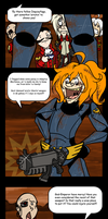 Over-compensating by IndagoFeather