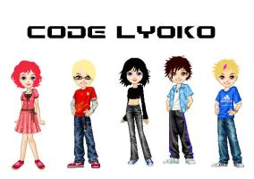 Code Lyoko by M00N-LiiGHT-SHAD0W