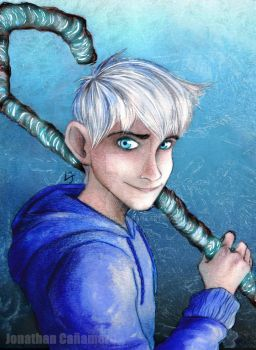 Jack Frost by LordJohn