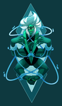 MALACHITE by Morguesque