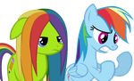 Twins..? by m00nstonee