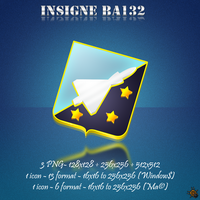 Insigne BA132 by Kavel-WB