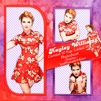 Png Pack 213 - Hayley Williams by BestPhotopacksEverr