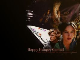 Happy Hunger Games by Vitales